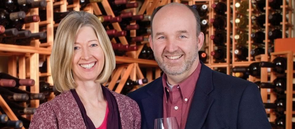 Richard Kitowski and Jocelyn Klemm